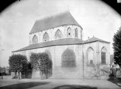 Eglise Saint-Bonnet - Ensemble sud-est