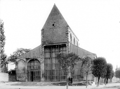 Eglise Saint-Bonnet - Ensemble ouest
