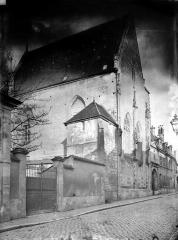 Ancien Hôtel-Dieu - Façade sur rue