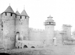 Cité de Carcassonnne - Entrée