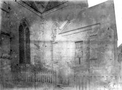 Eglise Sainte-Anne-de-Gassicourt - Abside, côté sud