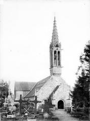 Eglise de la Trinité de Kerfeunteun - Ensemble ouest