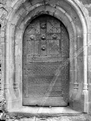 Prieuré de Lavoûte-Chilhac - Porte