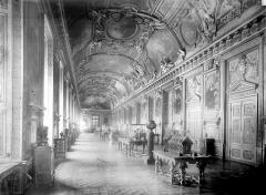 Palais du Louvre et jardin des Tuileries - Galerie d'Apollon : Vue d'ensemble