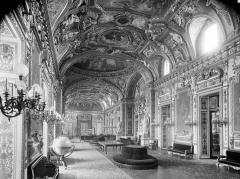 Palais du Luxembourg, actuellement Sénat - Grande salle : Vue d'ensemble