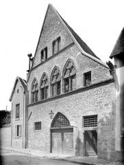 Hôtel Vauluisant - Façade sur rue