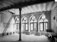 Hôtel Vauluisant - Grande salle du premier étage