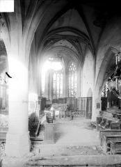 Eglise de Beauzée-sur-Aire - Vue intérieure du choeur