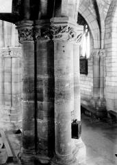 Eglise Saint-Martin - Pile de la nef