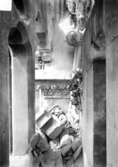 Cathédrale Notre-Dame - Tour sud : Pinacle brisé