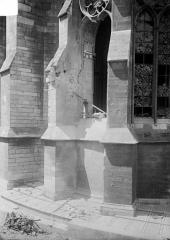 Cathédrale Notre-Dame - Chapelle absidale (détail)