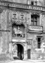 Château de Blois - Portail d'entrée