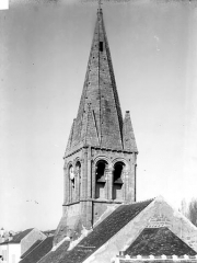 Eglise Saint-Germain-de-Paris - Clocher, côté sud-est