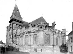 Eglise Saint-Jacques-le-Majeur et Saint-Christophe - Ensemble sud-est