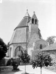 Ancien Hôtel-Dieu - Chapelle octogonale, côté est