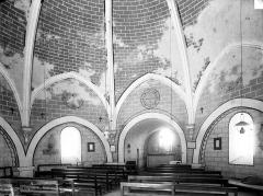 Ancien Hôtel-Dieu - Chapelle octogonale : Vue intérieure