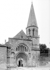 Ancien Hôtel-Dieu - Chapelle Saint-Laurent - Ensemble ouest