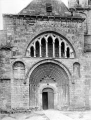 Ancien Hôtel-Dieu - Chapelle Saint-Laurent - Façade ouest
