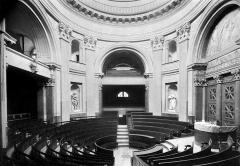 Palais de l'Institut (ancien collège des Quatre-Nations) - Grande salle de la coupole