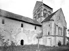 Eglise des Istres - Façade sud