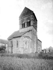 Eglise des Istres - Ensemble nord-est