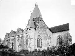 Eglise Saint-Georges - Ensemble sud