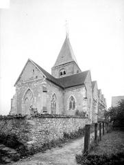 Eglise Saint-Georges - Ensemble nord-est