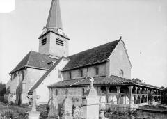 Eglise Saint-Georges - Ensemble nord-ouest