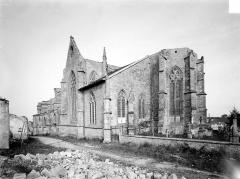 Eglise de Rembercourt - Ensemble sud-est