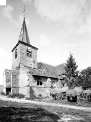 Eglise Saint-Rémi - Ensemble sud-ouest