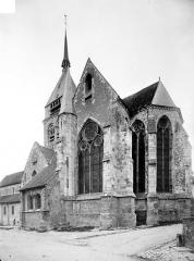 Eglise Saint-Georges - Ensemble sud-est