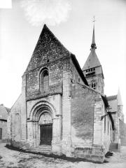 Eglise Saint-Georges - Ensemble ouest