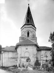 Eglise Saint-Pierre-de-Coulmiers - Ensemble est