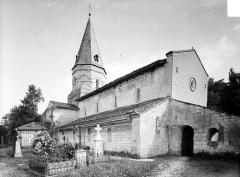 Eglise Saint-Pierre-de-Coulmiers - Ensemble nord-ouest