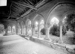 Eglise - Porche : Vue intérieure