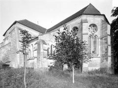 Eglise Sainte-Marguerite - Angle sud-est
