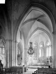 Eglise Sainte-Marguerite - Vue intérieure du choeur