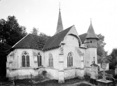 Eglise Saint-Ouen - Ensemble nord-est