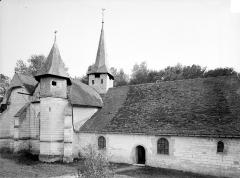 Eglise Saint-Ouen - Ensemble sud-ouest