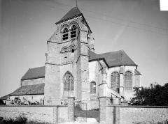 Eglise de la Nativité de la Vierge - Ensemble sud