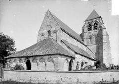 Eglise de la Nativité de la Vierge - Ensemble sud-ouest