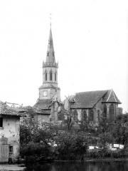 Eglise de Beauzée-sur-Aire - Ensemble sud