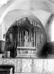 Eglise Saint-Symphorien - Autel