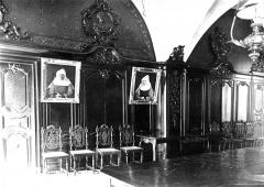 Hôpital - Vue intérieure d'une salle