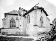 Eglise - Angle nord-est