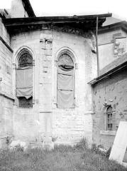 Eglise - Abside : Absidiole sud