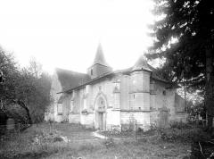Eglise Saint-Etienne - Ensemble nord-ouest