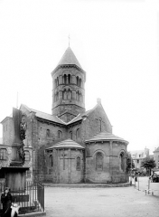 Eglise Saint-Saturnin - Ensemble est