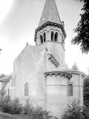 Eglise Saint-Symphorien - Angle sud-est