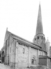 Eglise Saint-Maurice - Ensemble sud-ouest